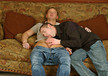 Robby Ireland & Lance Howard in My Brother's Hot Friend- Gay Sex Position #1