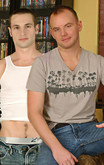 Robby Ireland & Lance Howard in My Brother's Hot Friend - Centerfold