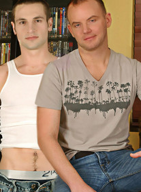 Lance Howard and Robbie Ireland Porn Videos