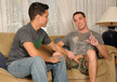 Lex Sabre   & Ryan Thompson in My Brother's Hot Friend- Gay Sex Position #1