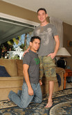 Lex Sabre   & Ryan Thompson in My Brother's Hot Friend - Centerfold