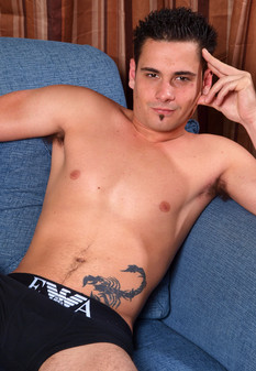 hot gay porn star Richie Sabatini