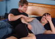 Tucker Scott & Tyler Andrews in My Brother's Hot Friend- Gay Sex Position #1