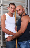 Alex Slater & Luke Milan in Men Hard at Work - Centerfold