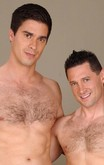 Ari Sylvio & Mike Martinez in Men Hard at Work - Centerfold