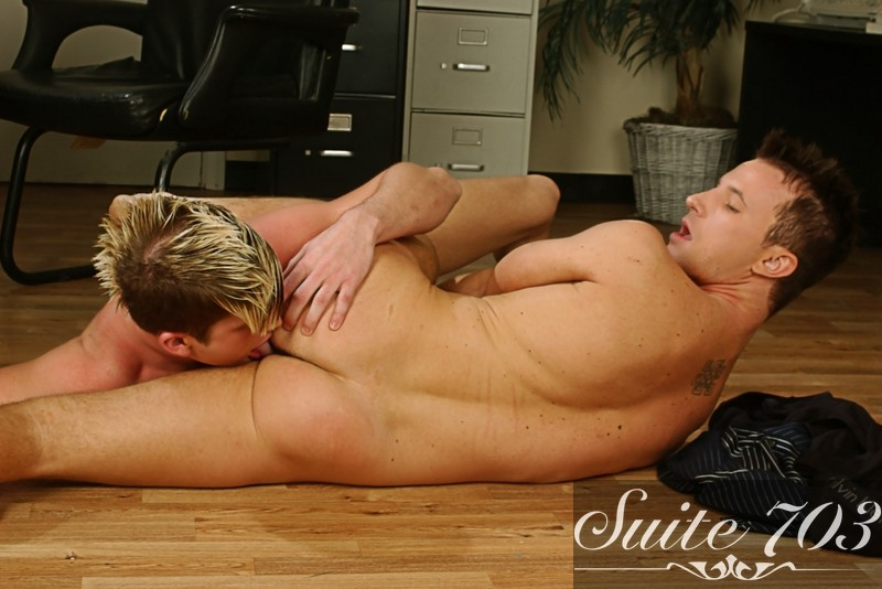 Cameron Adams and Jason Pitt