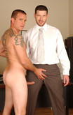Johnny Donavan & Clay Towers in Men Hard at Work - Centerfold