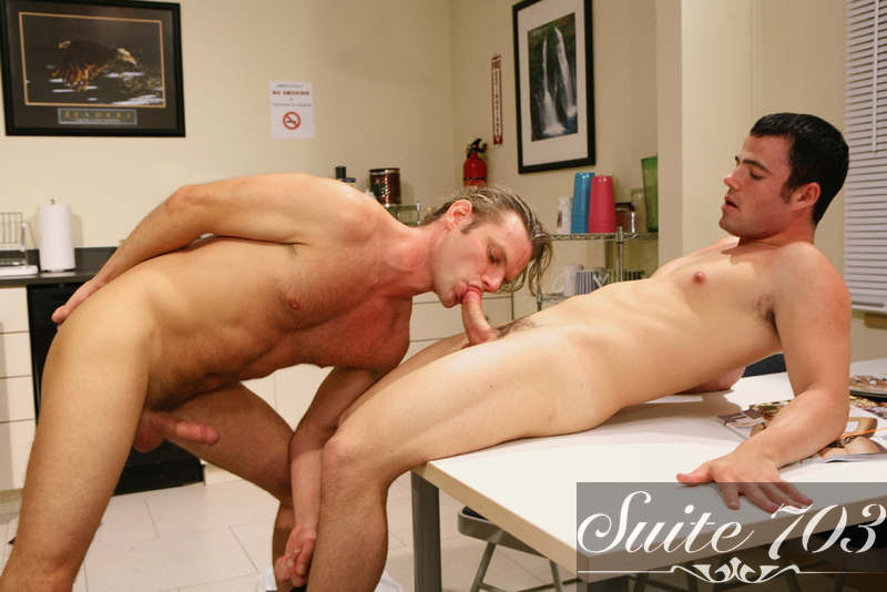 Steve O'Donnell & Colby McNight in Men Hard at Work - Gay Sex Position #2