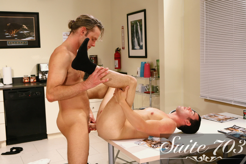 Pornstar  - Gay Sex Position #3