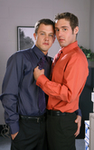 Cort Donovan & Nickolas Lockwood in Men Hard at Work - Centerfold
