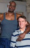 Diesel Washington & Tucker Vaughn in Men Hard at Work - Centerfold