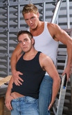 Dylan Roberts & Gavin Waters in Men Hard at Work - Centerfold