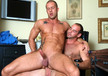 Rod Daily & Girth Brooks in Men Hard at Work - Gay Sex Position #2