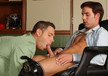 Jared Michaels & Kevin Cavallie in Men Hard at Work - Gay Sex Position #4