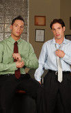 Jared Michaels & Kevin Cavallie in Men Hard at Work - Centerfold