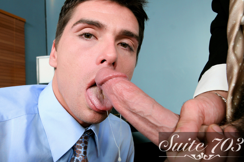 Brant Moore & Jason Crew in Men Hard at Work - Gay Sex Position #2