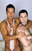 Rod Daily & Jason Talon in Men Hard at Work - Centerfold
