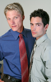 Vance Winter & Jasper St. John in Men Hard at Work - Centerfold