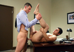 Rusty Stevens & Jay Lopez in Men Hard at Work - Gay Sex Position #4
