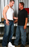 Johnny Donavan & Kevin Falk in Men Hard at Work - Centerfold