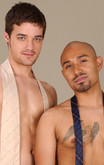 Krys Perez & Johnny DeNiro in Men Hard at Work - Centerfold