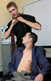 Shane Matthews & Kale Ryan in Men Hard at Work - Centerfold