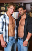 Vince Ferelli & Landon Mycles in Men Hard at Work - Centerfold