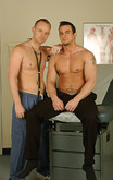 Robby Ireland & Phenix Saint in Men Hard at Work - Centerfold