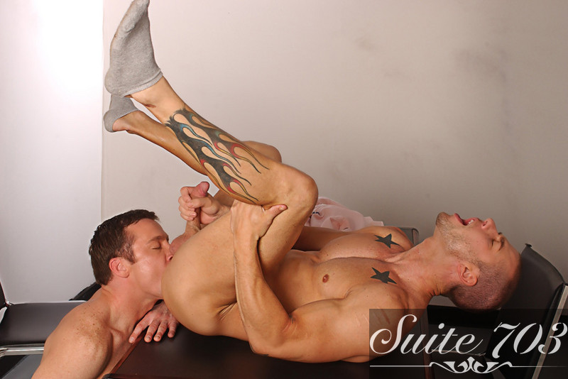Pornstar  - Gay Sex Position #4