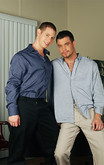 Spencer Whitman & Trent Locke in Men Hard at Work - Centerfold